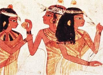 egypt makeup
